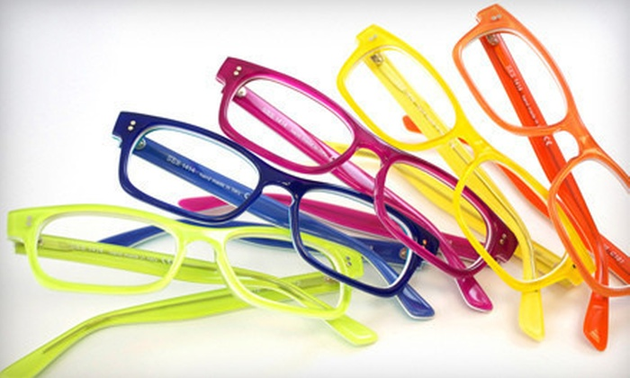 SEE Eyewear - Multiple Locations: $49 for $200 Worth of Prescription Eyeglasses or Sunglasses at SEE Eyewear. Four Locations Available.