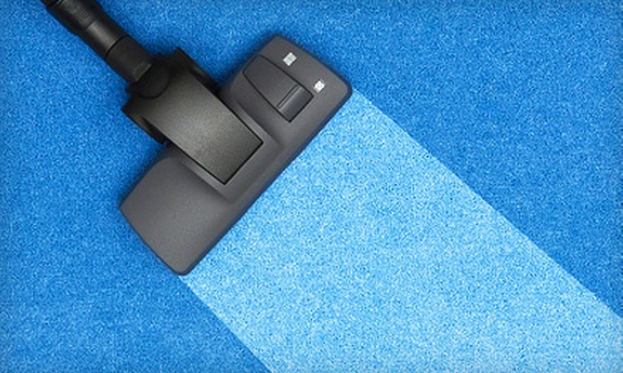 Beluga Cleaning - Downtown: $69 for a Three-Room Carpet Cleaning from Beluga Cleaning (Up to $180 Value)