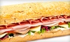 Up to 55% Off at Alan's Avenue Delicatessen and Caterers in Montclair