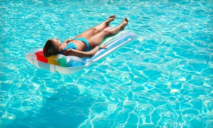 Lazy Day Pool and Spa - Downtown: $225 for Six Weeks of Weekly Pool Maintenance from Lazy Day Pool and Spa