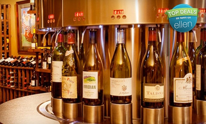 Crush Winehouse - Crush Kitchen & Winehouse: Wine Tasting or Wine Tasting with Duo Cheese Plate at Crush Winehouse in Annapolis