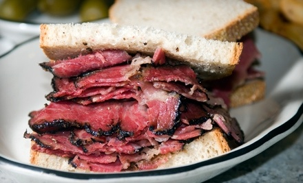 $15 Groupon to Manhattan Deli and Restaurant - Manhattan Deli and Restaurant in Willoughby Hills