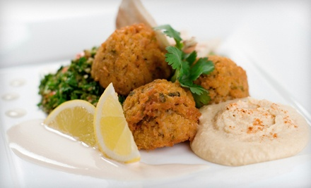 $20 Worth of Mediterranean Cuisine for Dinner After 5PM - The Mediterranean Grill in Chesterfield