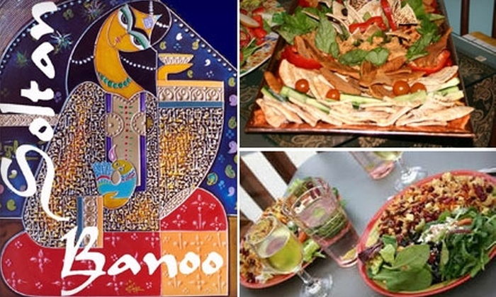 Soltan Banoo - University Heights: $15 for $30 Worth of Persian Cuisine at Soltan Banoo