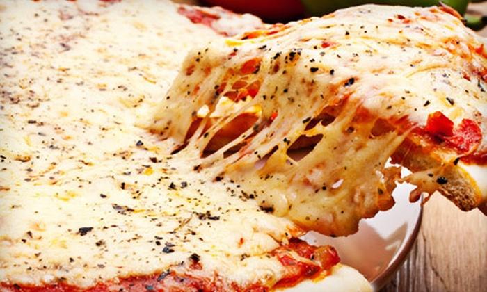 Brooklyn's Original Pizzeria - Ocala: $8 for $16 Worth of Pizza, Pasta, and Sandwiches at Brooklyn's Original Pizzeria