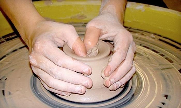 Funke Fired Arts - Oakley: Two Clay Classes at Funke Fired Arts