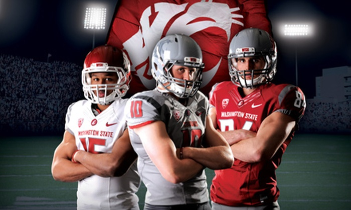 Washington State University Athletics - Pullman: $19 for One Ticket to Washington State Football Game vs. Idaho State at Martin Stadium on September 3 at 2 p.m.
