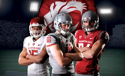 Washington State Cougars vs. Idaho State Bengals at Martin Stadium on Sat., Sept. 3 at 2PM: Sections 1-3, Lower 4, Lower 8, Sections 9-10, and Lower 24  - Washington State University Athletics in Pullman