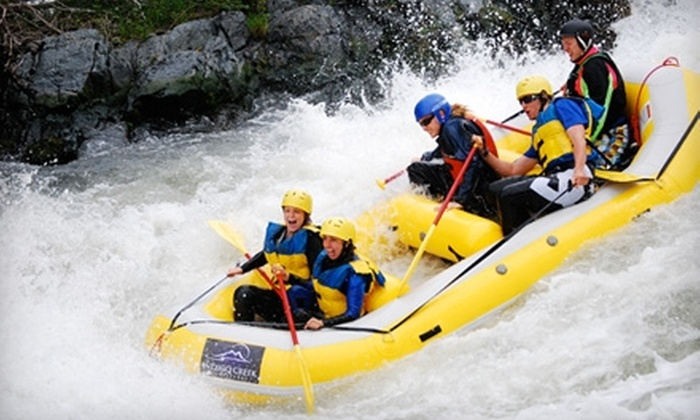 Indigo Creek Outfitters - Ashland: $67 for a Half-Day Rafting Trip and Photo CD at Indigo Creek Outfitters in Ashland (Up to $135 Value)