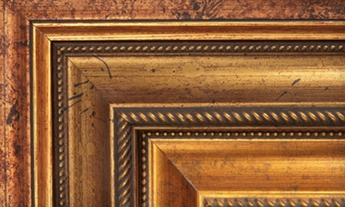 Powers Frameworks Custom Framing and Gallery - Marker Tract: $40 for $100 Worth of Custom Framing Services at Powers Frameworks Custom Framing and Gallery