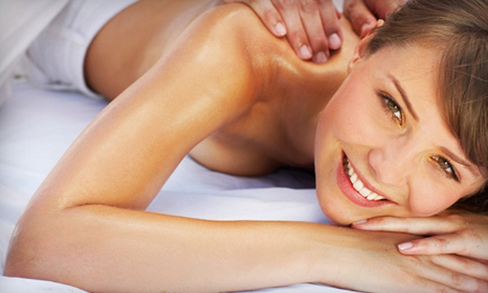 THE SKIN SPA at Robert Jeffrey Salon - Near West Side: $25 Toward Skincare and Cosmetic Services