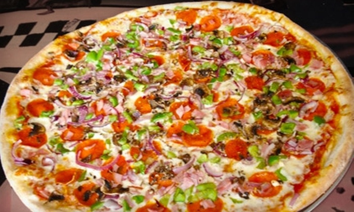 RC's Pizza - Kingwood: $10 for $20 Worth of Pizza, Pasta, Subs, and More at RC's Pizza