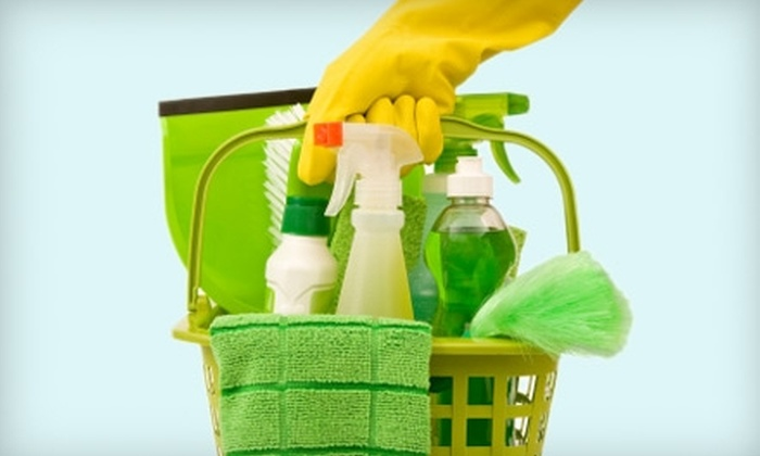 Tidewater Cleaning Services - Briarfield: $56 for Three Hours of Basic Home Cleaning from Tidewater Cleaning Services (Up to $150 Value)