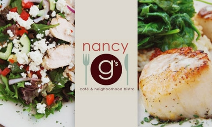 Nancy G's Cafe - Sandy Springs: Nancy Gs Atlanta
