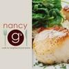 Half Off at Nancy G's Cafe
