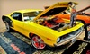Custom Rides Car Show & Expo - Tinley Park: Tickets for Two or Four at Custom Rides Car Show & Expo in Tinley Park (Up to 62% Off)