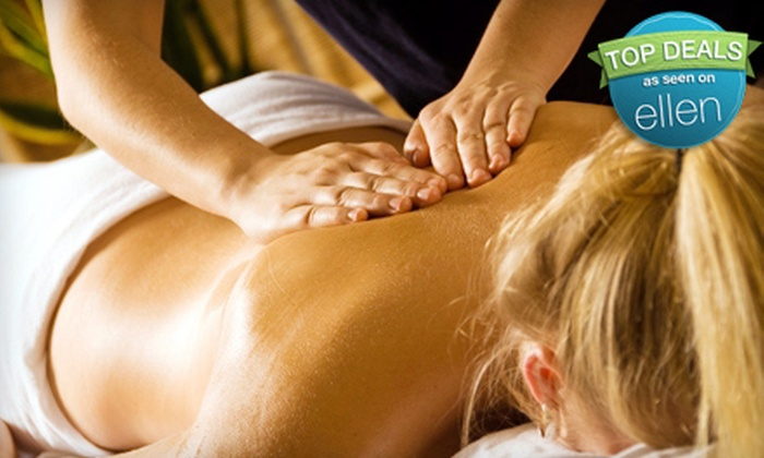 Hermosa Massage - Nob Hill: 30-, 60-, or 90-Minute Blended Massage at Hermosa Massage (Up to 53% Off)