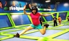 AirHeads Trampoline Arena - Corporate - DUPE - Multiple Locations: $22 for Two Two-Hour Trampoline-Jump Passes at AirHeads Trampoline Arena (Up to $44 Value)