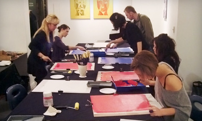 Pera College - Downtown Vancouver: $24 for a Children's Introductory Art Class at Pera College ($49 Value)