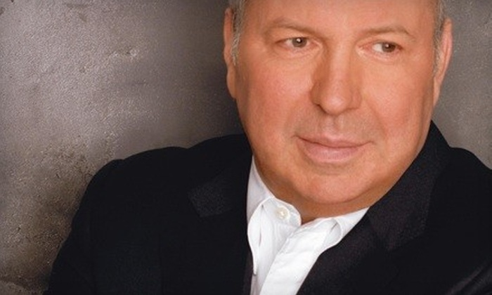 A Swinging Affair! Featuring Frank Sinatra Jr., Hosted By Pamela Anderson - Palm Springs: One Ticket to A Swingin' Affair Gala with Frank Sinatra Jr. on December 11 (Half Off). Three Options Available.