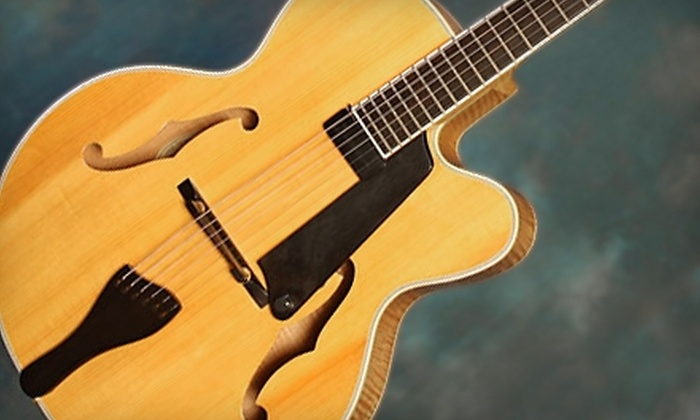 Gruhn Guitars - Downtown Nashville: $25 for Guitar Appraisal ($50 Value) or $10 for $20 Worth of Guitar Accessories at Gruhn Guitars
