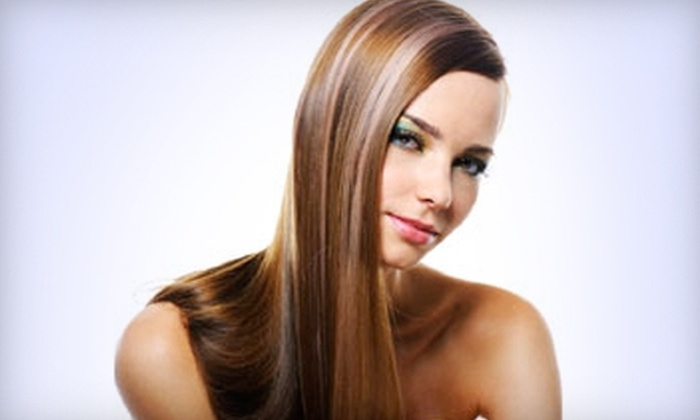 Elite Emages - Cedar Crest: $130 for Four Scalp Treatments or Eight Laser Hair-Restoration Treatments at Elite Emage ($600 Value)