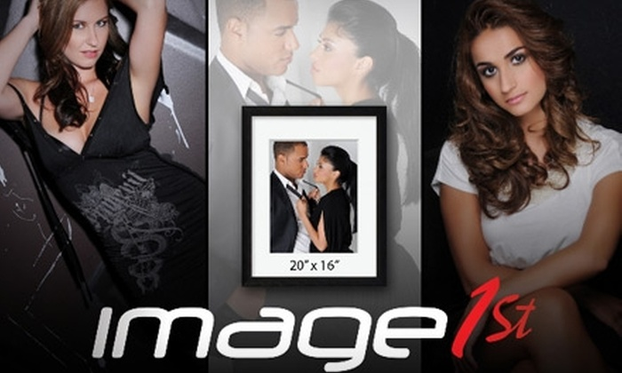 Image 1st - Wynwood: Three-Hour Photography Session Packages at Image 1st. (Up to $275 Value) Three Packages Available.