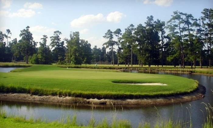Shannon Greens Golf Club - Manning: $29 for 18 Holes of Golf for Two, Including Cart, at Shannon Greens Golf Club in Manning ($98 Value)