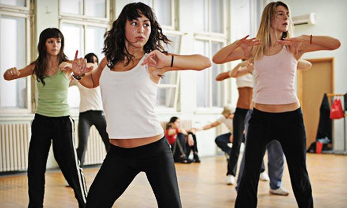 Alaska Dance Theatre - Midtown: 5 or 10 Zumba Classes at Alaska Dance Theater (Up to 58% Off)