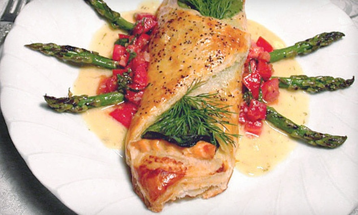 Burhop's - Multiple Locations: $25 Worth of Fresh Fish and Seafood