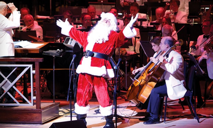 Atlanta Symphony Orchestra - Midtown: $27 for Outing to See an Atlanta Symphony Orchestra Holiday Performance (Up to 52% Off). Nine Shows Available.