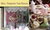 Mrs. Teapots Tea Room - Bellevue: $4 for Two Pots of Tea at Mrs. Teapots Tea Room ($9 Value)