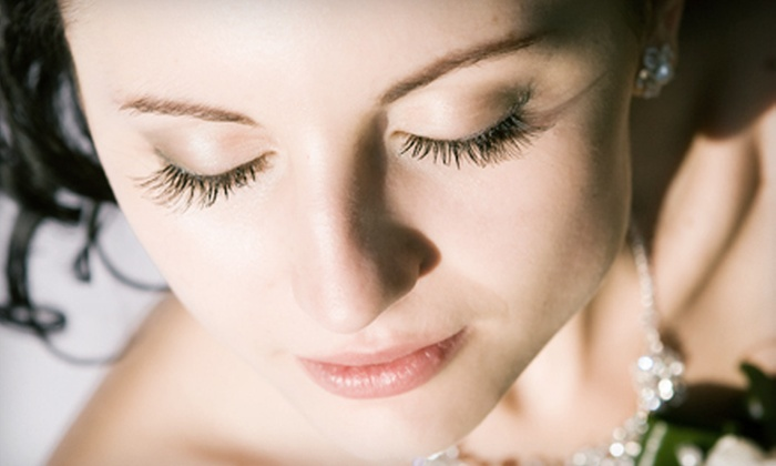 Metamorphosis Beauty Group - Downtown: $45 for Bridal Hair and Makeup Trial at Metamorphosis Beauty Group ($90 Value)