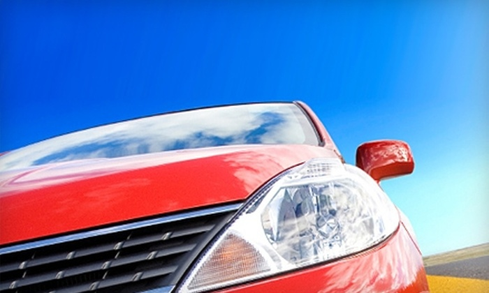 SSC Auto Repair - Multiple Locations: $69 for an Automotive Air-Conditioning Tune-Up at SSC Auto Repair (Up to a $250 Value)