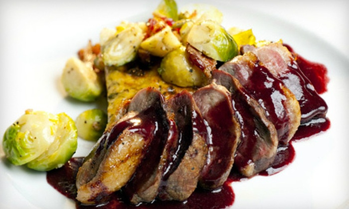 WestChase Grille - Leawood: $20 for $40 Worth of Upscale Comfort Dinner Fare Sunday–Thursday at WestChase Grille