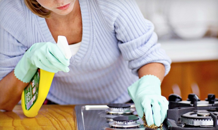 Evita's Home Cleaning - Sterling Heights: Two or Four Hours of Home or Business Cleaning from Evita's Home Cleaning (Up to 65% Off)