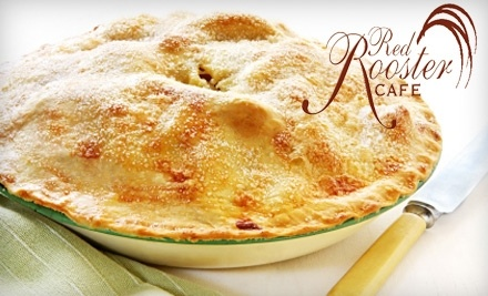 $15 Groupon to Red Rooster Cafe - Red Rooster Cafe in Billings