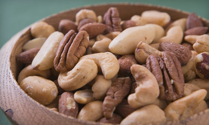 Mound City Shelled Nut Company - University City: $10 for $20 Worth of Fresh Nuts at Mound City Shelled Nut Company