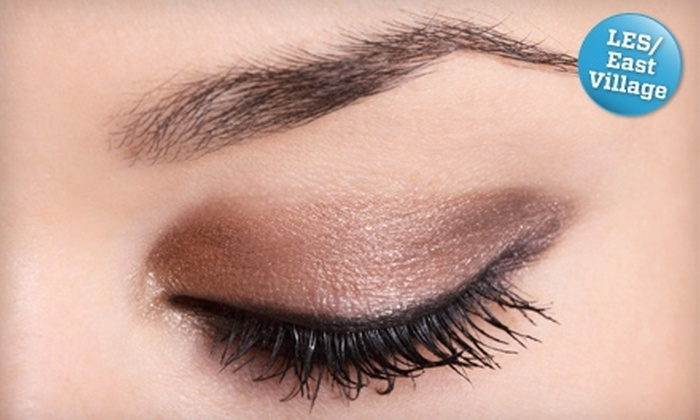 Thread - Greenwich Village: $16 for Six Eyebrow-Threading Sessions at Thread ($48 Value)