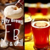 52% Off at Fifty Brews