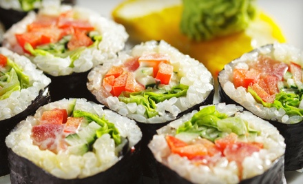 $20 Groupon to Tokyo Sushi & Grill Japanese Steakhouse - Tokyo Sushi & Grill Japanese Steakhouse in Elm Grove