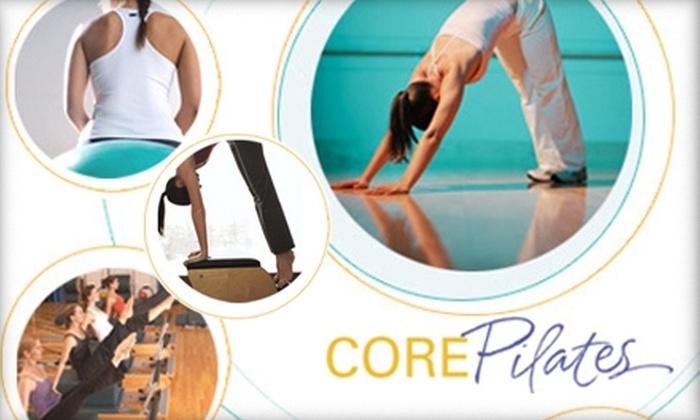 Core Studios - Prospect: $20 for Five Pilates, Yoga, or Dance Classes at Core Studios