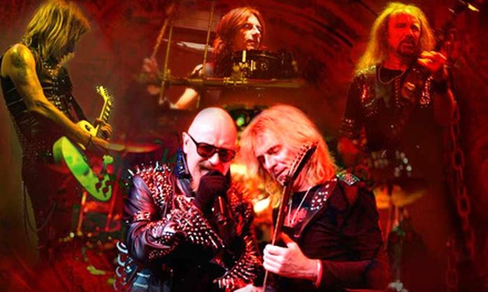 Judas Priest - Devore: Heavy Metal—Judas Priest at San Manuel Amphitheater
