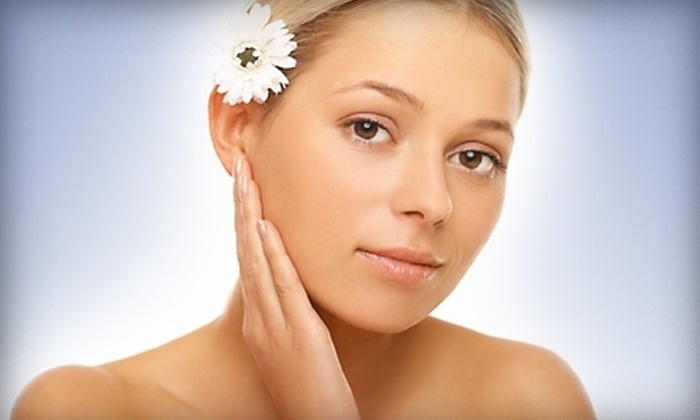 Waves Of Color - Springlake, University Terrace: Facial with Microdermabrasion or Anti-Aging Eye Treatment at Waves of Color Salon