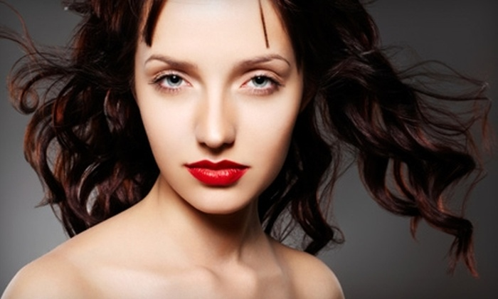 For The Look Salon and Spa - Dorchester: $25 for a Personal Consultation, Premium Wash, Specialized Cut, and Style at For The Look Salon and Spa ($60 Value)