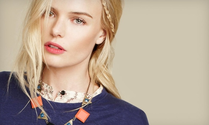JewelMint: $25 for Two Pieces of Jewelry from JewelMint ($60 Value)