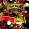 53% Off at Real Deals on Home Décor