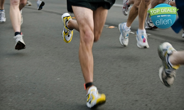 The Finish Line Running Store - Overlook Springs,Emmaus Junction: $35 for $70 Worth of Shoes and Apparel at The Finish Line Running Store in Emmaus