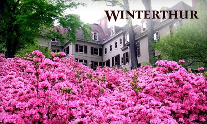 Winterthur Museum, Garden & Library - Piedmont: $9 for One Adult Admission in March to the Winterthur Museum, Garden & Library