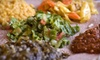 Pan Africa Restaurant & Bar - Seaview: $25 for a Three-Course Prix Fixe Dinner for Two at Pan Africa Restaurant & Bar ($50 Value)